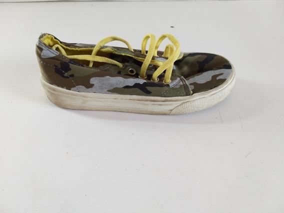 Zapatillas Grisino De Ñino Talle 22cm
