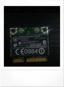 Placa De Rede Wireless Notebook Hp G42