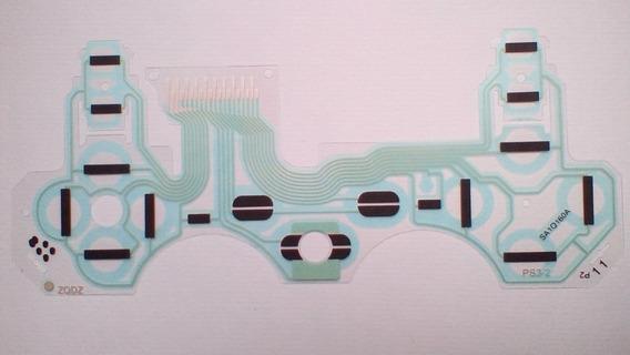 Kit 2 Peliculas Condutivas Controle Playstation 3