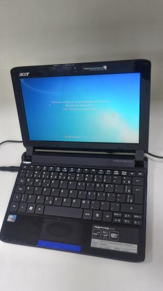 Netbook Funcionando Acer Aspire One Nav50 Intel Atom