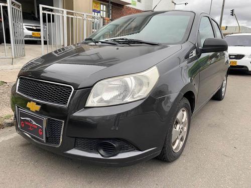 Chevrolet Aveo Emotion 2010 1.6 Gti