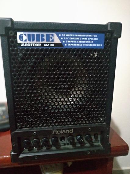 Monitor Roland Cm30