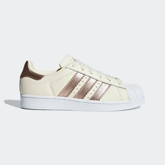 Tenis adidas Superstar Concha Originales En Caja!!