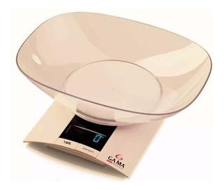 Gama Sck500 Balanza De Cocina Digital Hasta 3 Kg P/alimentos