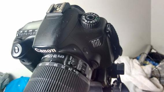 Canon 60d (só Corpo)com 14.400 Clicks