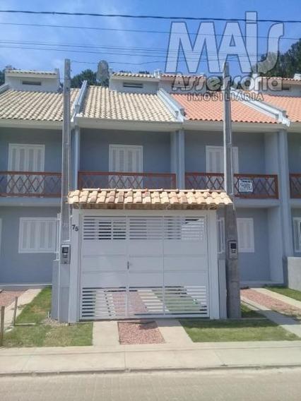 Sobrado Para Venda Em Sapucaia Do Sul, Pasqualini, 2 Dormitórios, 2 Banheiros, 1 Vaga - Ivs008