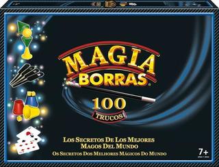 Educa Borras Juego De Magia 100 Trucos