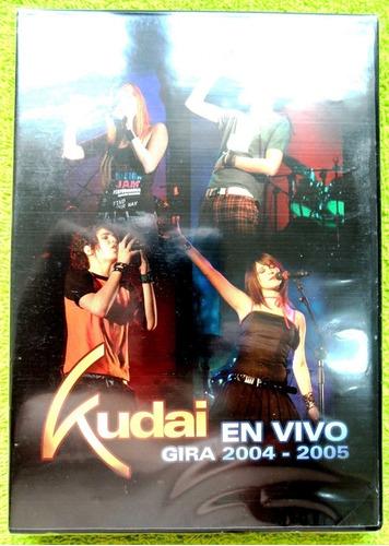 Kudai [dvd] En Vivo & Acustico ( Regalo Colección ) Chile