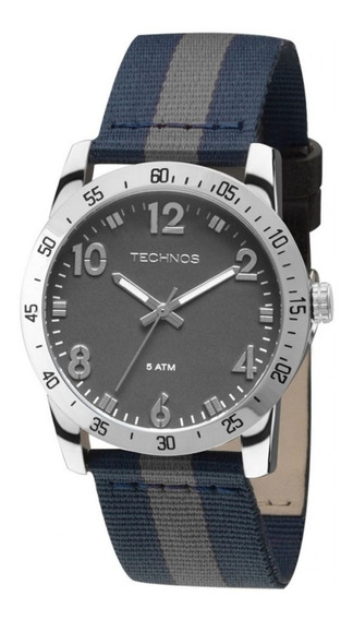 Relógio Technos Masculino Performance Militar 2036loz/0b