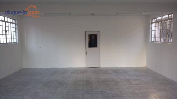 Salão Para Alugar, 180 M² Por R$ 4.000/mês - Vila Adyana - São José Dos Campos/sp - Sl0083