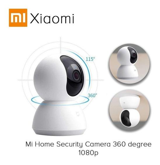 Cámara De Seguridad Wifi Xiaomi Mi Home 360 Tienda