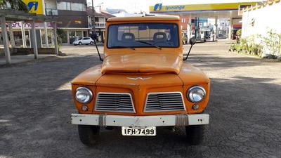 Jeep Overland 1968