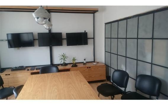 Oficina Planta Libre 95m2 C/guardacoche Retiro