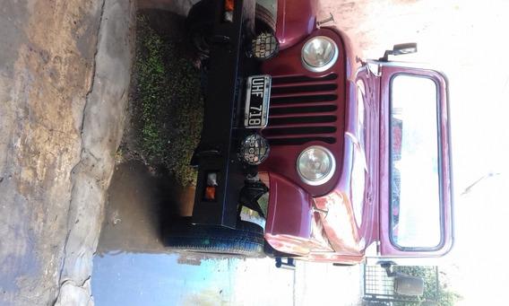 Vendo O Permuto Por Auto Jeep Ika 68