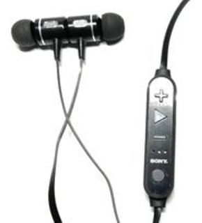 Audifonos Bluetooth Sony Wireless H.er 3 En 1 Mdr-ex010bt