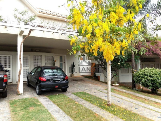 Casa A Venda Em Campinas. Condominio Housing , 3 Dormitórios Sendo 1 Suíte. - Ca13505
