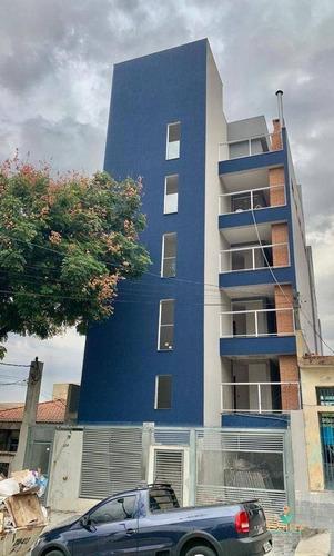 Imagem 1 de 22 de Apartamento Com 2 Dormitórios À Venda, 34 M² Por R$ 169.900,00 - Cidade Líder - São Paulo/sp - Ap0524
