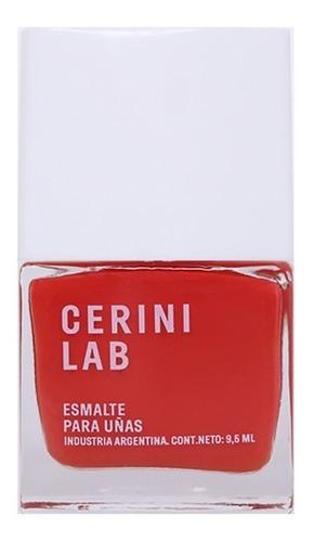 Esmalte Lido Cerini Lab
