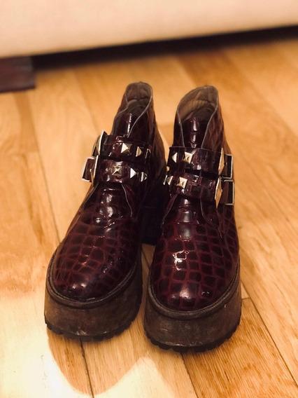 Zapatos Paruolo Talle 38