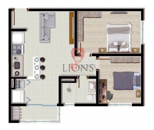 Apartamento Residencial À Venda, Bom Sucesso, Gravataí - . - Ap0275