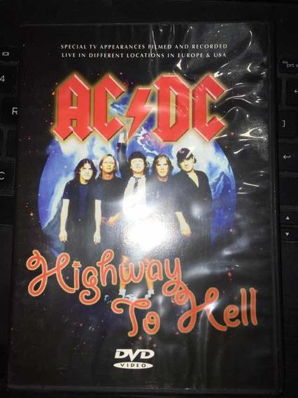 Ac Dc Dvd Highway To Hell Usado