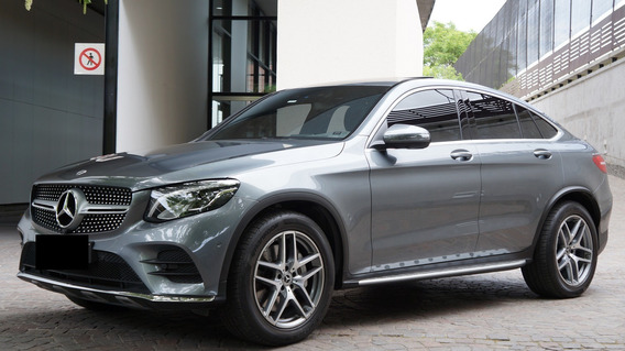 Mercedes Benz Glc 300 Coupe 2019 3.000 Kms