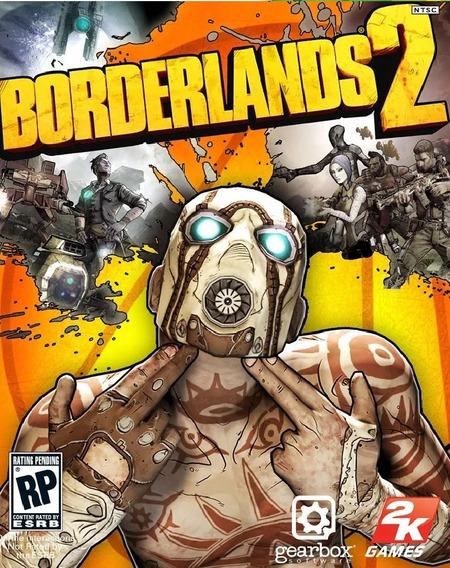 Borderlands 2 Xbox One Midia Digital + Brinde
