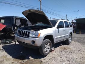 Desarmo Grand Cherokee 2007 3.7 Laredo V6 4x2 Mt