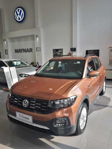 Volkswagen T-cross Trendline Msi 1.6l 110cv Entrega Inm - By