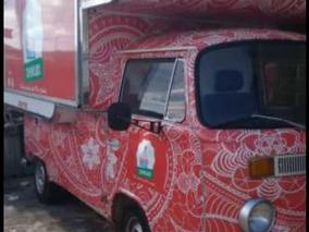 Kombi Food Truck Facilito Compra