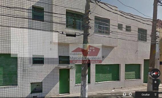 Galpão Comercial Para Venda E Locação, Ipiranga, São Paulo - Ga0009. - Ga0009