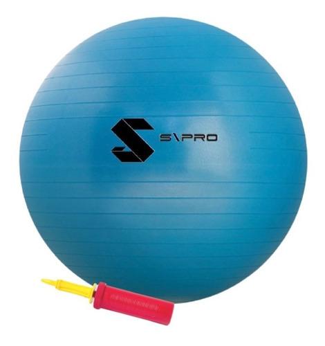 Bola De Pilates 65cm + Bomba