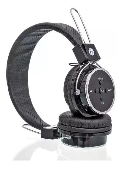 Fone Bluetooth Headphone Original Fm Sd P2 Kp 367 Knup - Nfe