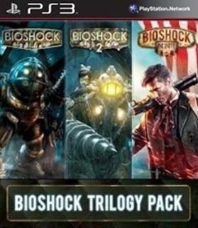 Bioshock Trilogia Ps3
