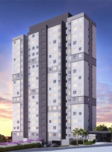 Apartamento Residencial Para Venda, Paraisópolis, São Paulo - Ap8480. - Ap8480-inc