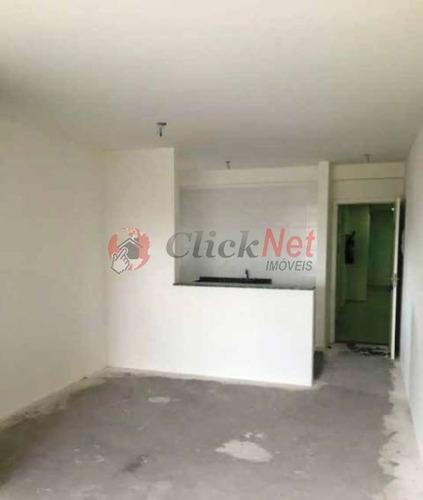 Imagem 1 de 18 de Apartamento Á Venda No Bairro Jardim Do Mar Em São Bernardo - 6534