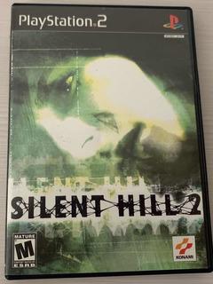 Sillent Hill 2 Ps2 Físico Original En Español