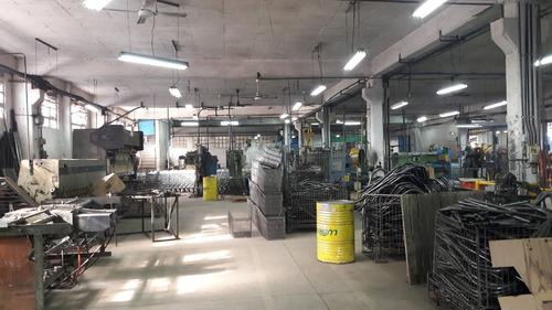 Imagen 1 de 6 de Planta Industrial En Venta | Av Andrés Rolón 2541/55, San Is