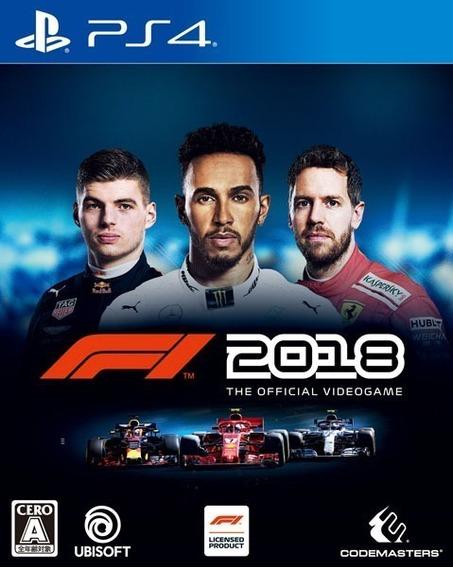 F1 2018 - Psn Cod 1 Pt-br Env Agora