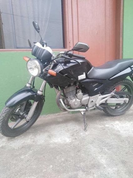 Moto Honda Cbx 250 Cc Twister 4900 Soles Todo Ok
