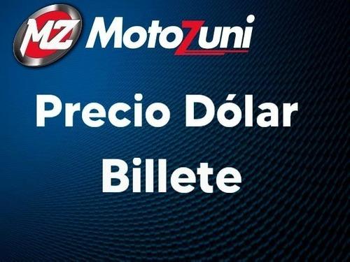 Motomel Blitz V8 110 Base Dólar Billete