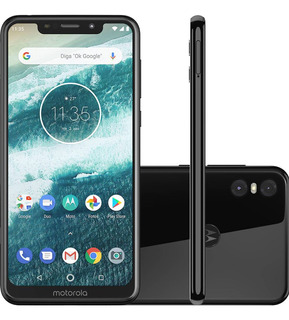Smartphone Motorola One 64 Gigas Dual Chip