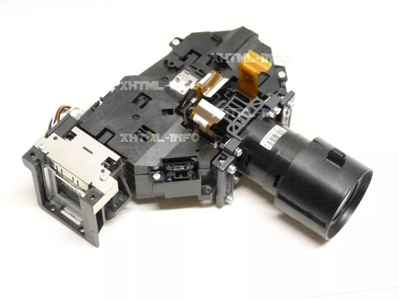 Bloco Optico + Prisma 3lcd Para Projetor Epson S18+ H552a