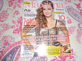 Revista Máxima Nanda Costa