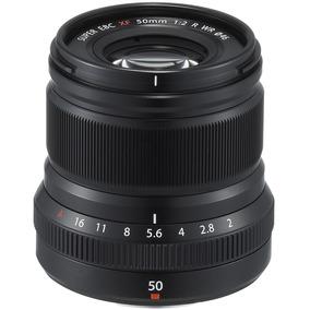 Lente Fujinon Fujifilm X Series Xf50mm F2 R Wr