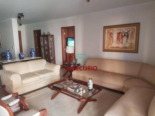 Imagem 1 de 24 de Apartamento Com 4 Dormitórios À Venda, 390 M² Por R$ 1.400.000,00 - Jardim Paulista - Bauru/sp - Ap3297