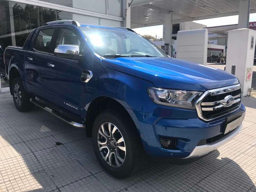 Ford Ranger 3.2 Cd Limited Tdci 200cv Automatica. Stock *