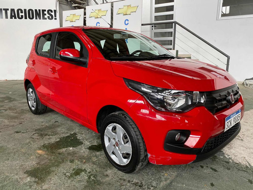 Fiat Mobi 2019 1.0 Easy *** Impecable *** 60 Cuotas 100 %