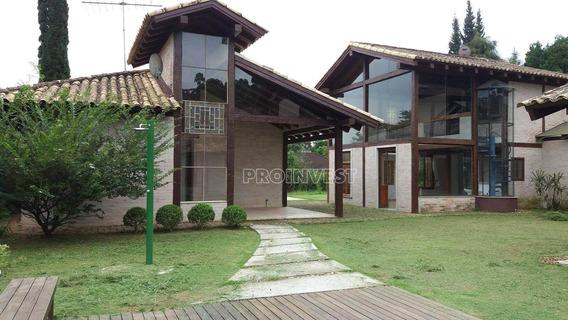 Casa Residencial À Venda, Granja Viana, Vila Real Moinho Velho, Embu - C07980. - C07980
