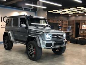 Mercedes-benz Clase G 4x4 Squared